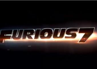 Furious 7 logo image - adweek