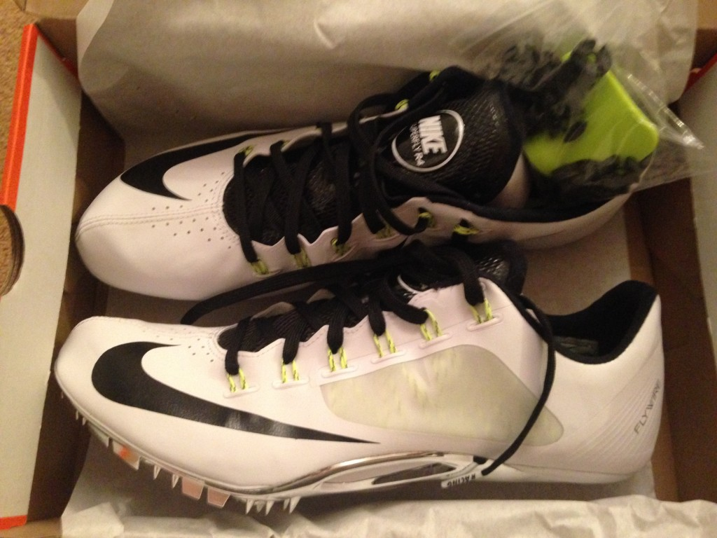 official photos 03d49 a88ee Nike 2015 Sprint Track Spikes  Superfly Zoom R4