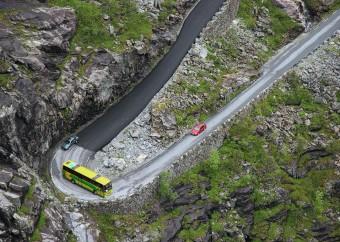 Trollstigen highway